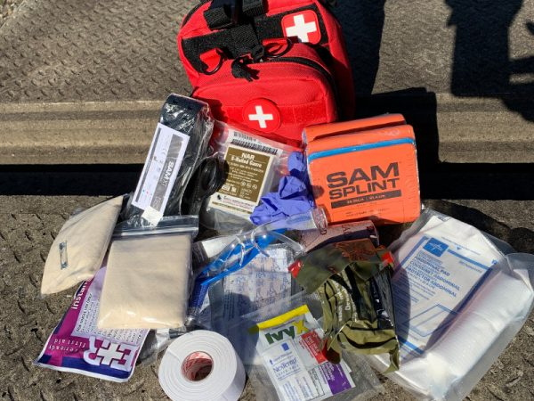 Individual First-Aid Kit Contents